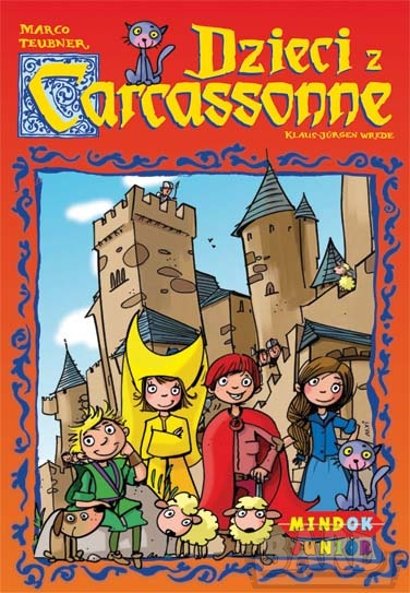 Dzieci z Carcassone