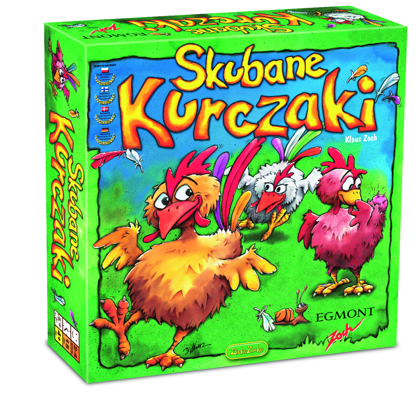 Skubane Kurczaki