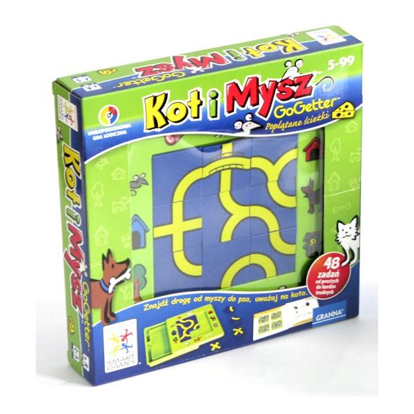 Kot i Mysz smart Games